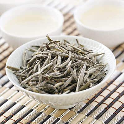 Weißer Tee aus Fujian