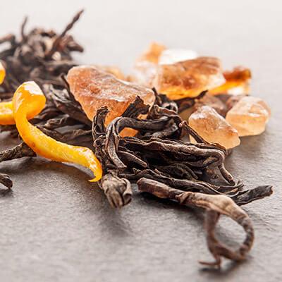 Süßes zum Tee - Alles fing mit Kandis