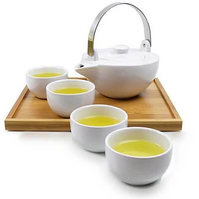Teeservice japanisch und chinesisch