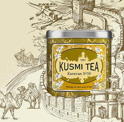 Kusmi Tea - seine Geschichte