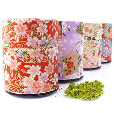 Matcha Tee das grüne Gold