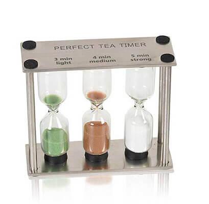 Vom Tee-Timer bis zum Tee-Thermometer
