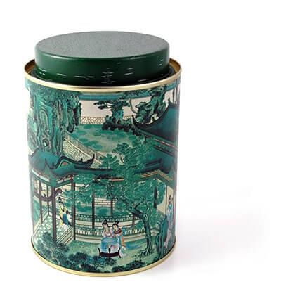 Teedosen aus Japan als Blickfang in Ihrer Wohnung