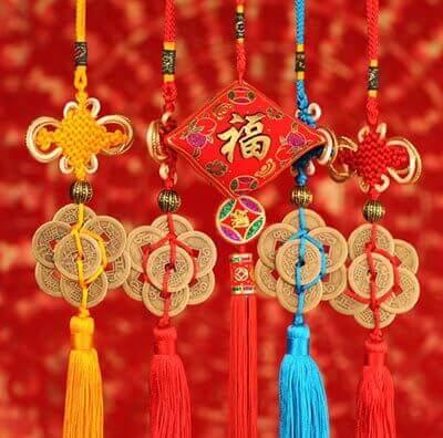 Accessoires aus Asien