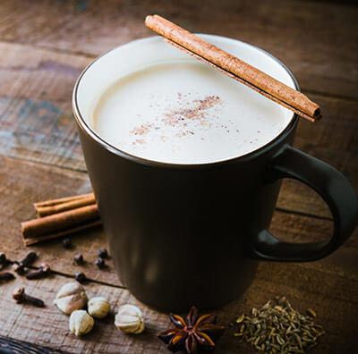 Chai Tee der Wohlfühltee