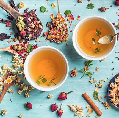 Feiner Weißer Tee aromatisiert